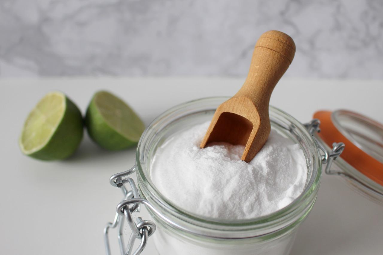 Le bicarbonate de soude pour se débarrasser des acariens
